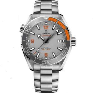 Replica Omega Seamaster Planet Ocean 600m 43.5mm Titanium 215.90.44.21.99.001 Watch
