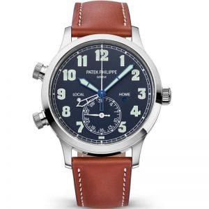 Replica Patek Philippe Calatrava Pilot Travel Time 5524G-001 Watch