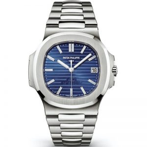 Replica Patek Philippe Nautilus Platinum 40th Anniversary 5711/1P Watch